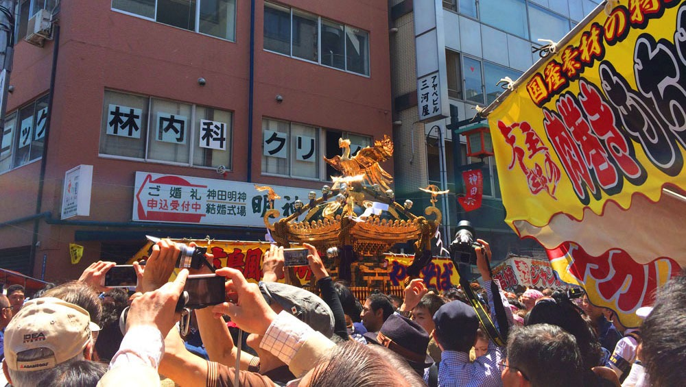 神田祭 周辺